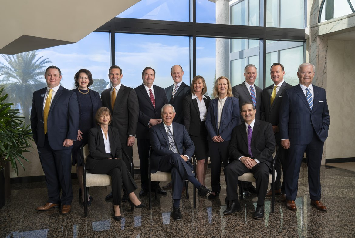 Executive leadership group photo