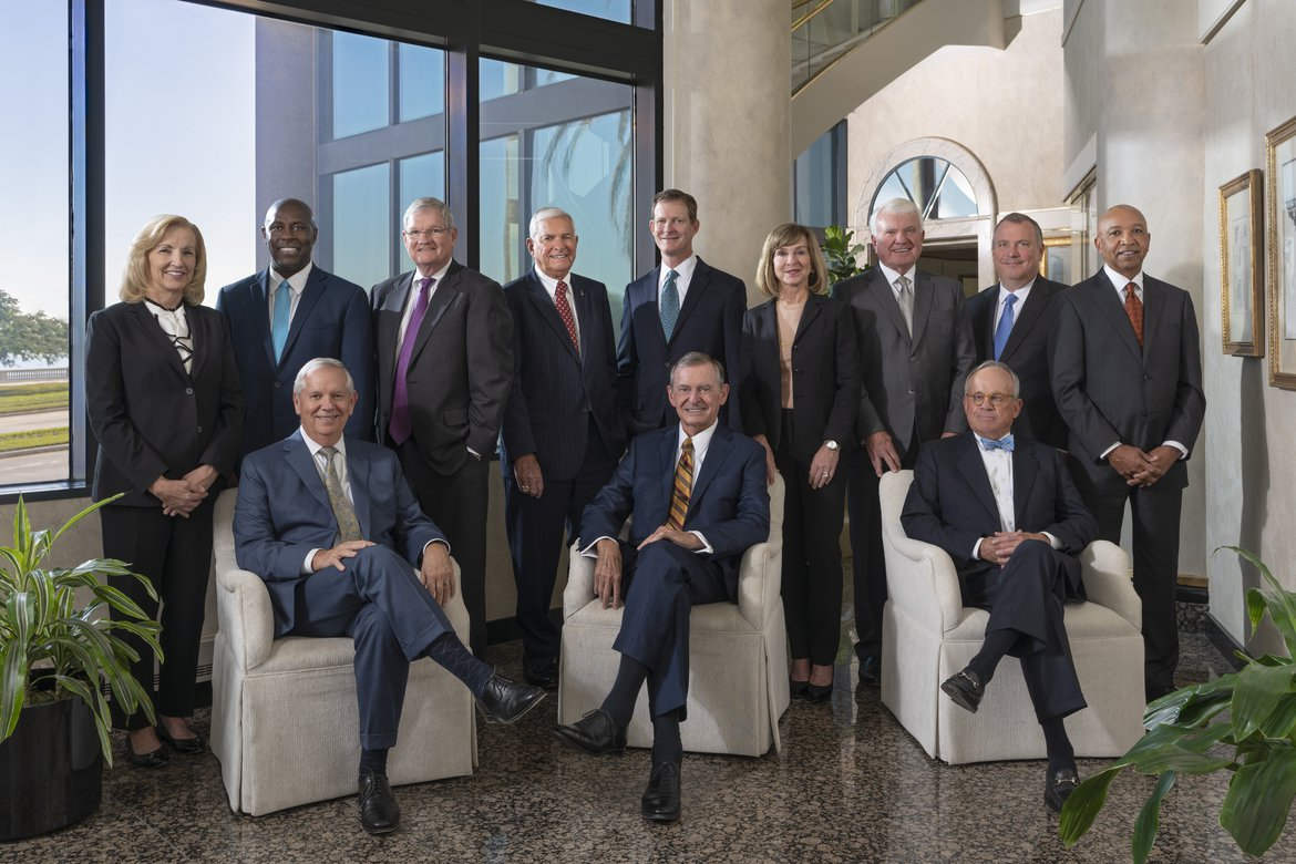 The Bank of Tampa 2018 Board of Directors
